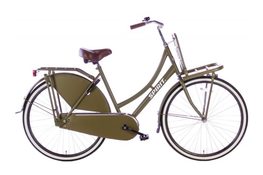 Spirit Transporter Mat-Groen 2019