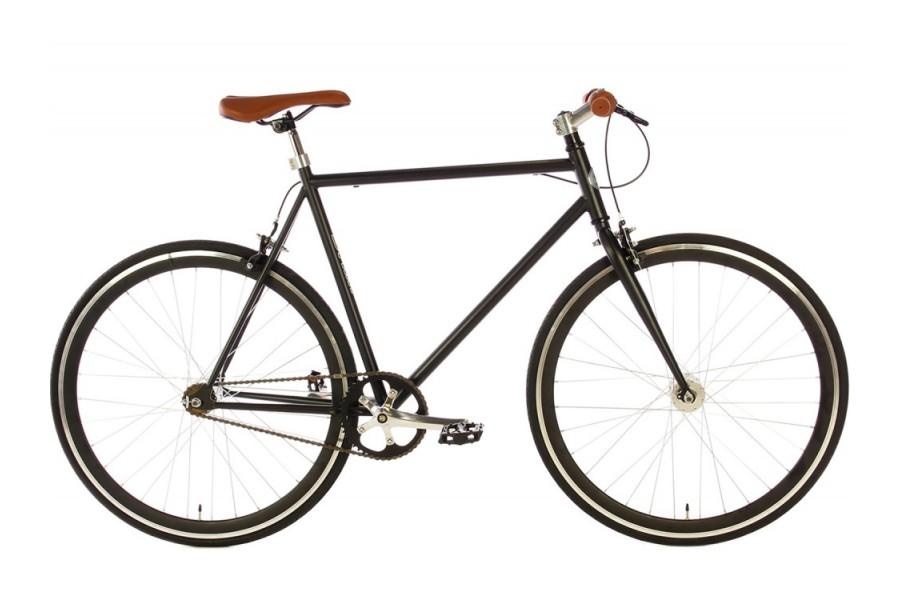 Spirit Fixed Gear Bike Mat-Zwart 2017