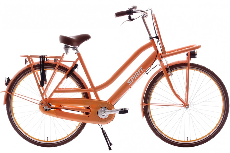 Spirit Royal N3 Orange Transportfiets 2016